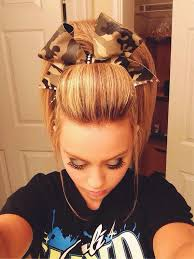 cute hairstyles for cheer 99 best hair images on