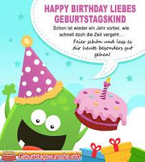 Geburtstagswünsche Für Kinder Wünsche Zum Geburtstag