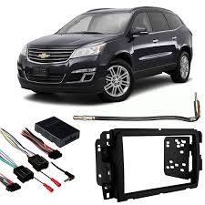 chevy traverse 2013 2015 double din stereo harness radio install Radio Harness Kits chevy traverse 2013 2015 double din stereo harness radio install dash kit radio harness kit for subaru