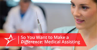What Do Medical Assistants Do In Hospitals Medical Assistants Make A Difference