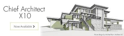 architectural home design. Chief Architect X10 Now Available Architectural Home Design T