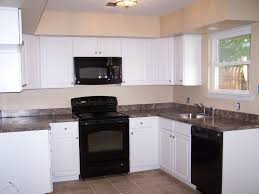 kitchen design white cabinets black appliances. Fine White Kitchen Ideas White Cabinets Black Appliances Throughout Design W