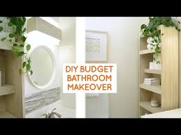 diy small bathroom remodel budget ideas remodel on a pictures59 bathroom