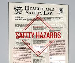 restaurant safety hazards