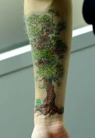 что обозначает татуировка дерево онлайн журнал о тату