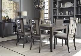 gray dining room awesome wood kitchen table sets attractive espresso dining table set at of gray