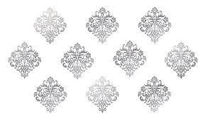 american crafts wall art wall decals vinyl silver foil damask on damask sticker wall art with american crafts wall art vinyl silver foil damask decals