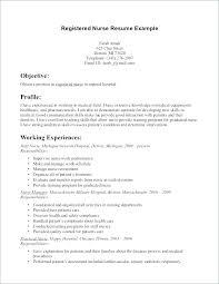 Objective On Resume For Nurse Nursing Objective Resume Resume Nurse