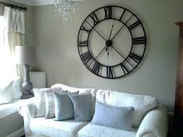 black wall clocks uk extra large clock extra large black iron roman numeral clock extra large