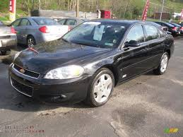 2007 Chevrolet Impala SS in Black - 103430 | All American ...