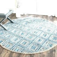round brown jute rug 4 round jute rug 6 cape cod handmade natural blue fiber x round brown jute rug