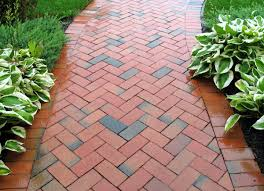 Brick Walkway Patterns Inspiration Walkway Ideas 48 Ideas For Your Home And Garden Paths Bob Vila