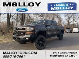 2018 CHEVROLET 6500XD 26FT DRY FREIGHT WITH LIFTGATE 4WD PICKUP ...