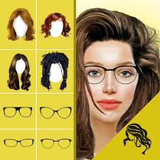 Hairstyle Simulator App hairstyle changer app virtual makeover women men android apps 7719 by stevesalt.us