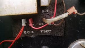 atwood thermostat wiring diagram atwood auto wiring diagram bob s guides atwood water heater thermostats on atwood thermostat wiring diagram
