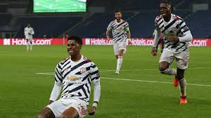 Live updates and analysis as man utd host fierce rivals liverpool in the rescheduled premier league fixture at. Match Winner Marcus Rashford Hails Man Utd S Unbelievable Defence In Win At Psg Eurosport