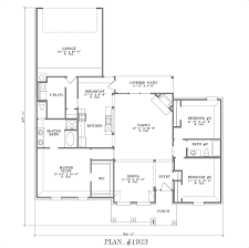 this very open house plan is great for entertaining the dining is located off the entry and next to the family room and separated by eyebrow arches