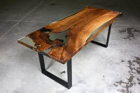 resin tables handcrafted