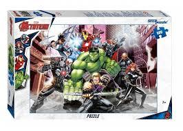 <b>Пазл Step puzzle Marvel</b> Мстители - 3 (97061), 560 дет. — купить ...