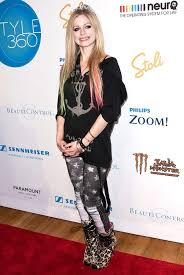 Avril Lavigne Picture 75 New York Mercedes Benz Fashion