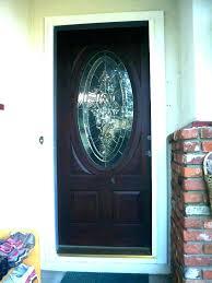 replacement glass exterior door stained replacement window frame for exterior door