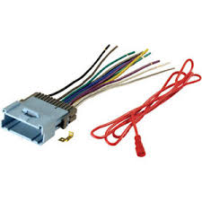 stereo wiring harness chevy ebay Stereo Wire Harness 1999 Chevy buick chevy gmc aftermarket radio stereo install car wire wiring harness cable Auto Radio Wire Harness