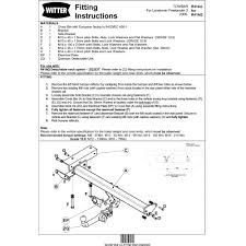 zafira towbar wiring instructions furthermore tow bar wiring diagram Volkswagen Wiring Diagram at Freelander 2 Tow Bar Wiring Diagram
