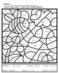Colorarea fun este unul dintre cele mai bune jocuri de relaxare de pe dispozitivele tale mobile! Math Coloring Sheets For Spring Addition And Subtraction To 20 Math Coloring Maths Colouring Sheets Addition And Subtraction