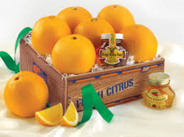 florida keepsake mini deluxe oranges and tropical jellies