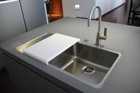 stainless steel sinks undermount sink grey