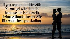 Wife Love Quotes Gorgeous 48 Honeymoon Love Quotes With Images To Romance