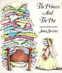 princess and the pea book. Princess And The Pea Book