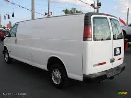 All Chevy 99 chevy express : 1999 Chevrolet Express Cargo - Information and photos - ZombieDrive