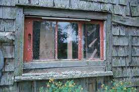how to replace a glass pane in an old window frame