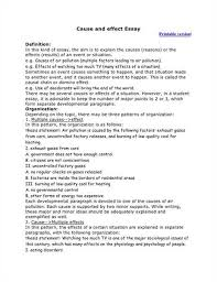 good ideas for cause and effect essay good topics for cause and  what makes a good cause and effect essay example essay for youcause and effect essay work