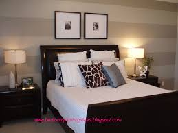 painting ideas for bedroombedroom paint stripe  Bedroom Painting Ideas Bedroom Painting