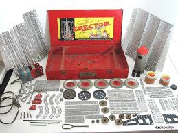 Image result for pictures of erector sets children creating