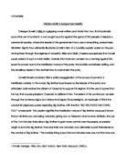 essay theme totalitarianism international baccalaureate 1984 essay