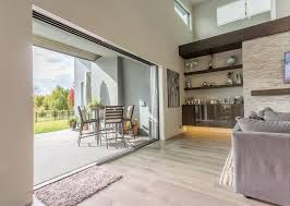 sliding glass doors that slide into the wall triple sliding patio doors multi slide patio doors