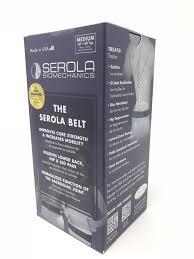 Serola Sacroiliac Belt V2 Store Orthomed Canada