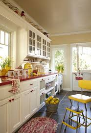 Retro Kitchen Decor Accessories 100 Best Yellow And Red Images On Pinterest Retro Kitchens Yellow 66