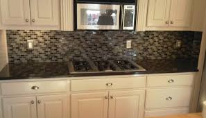 Kitchen Tile Backsplash With White Cabinets Exitallergy Com