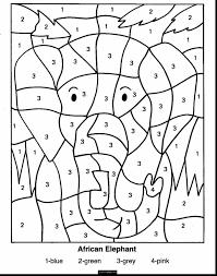 8 Free Math Coloring Worksheets 5th Grade New Christmas Math