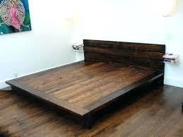 diy california king platform bed frame build platform bed frame platform bed frame king cal king