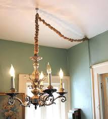 plug in crystal chandelier impressive chandelier