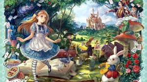 full hd alice in wonderland wallpaper