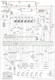 volvo 960 1993 wiring diagrams motronic multiport fuel injection system mfi b6304f g