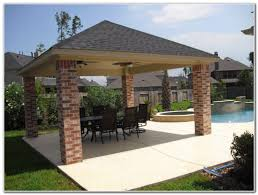 free standing wood patio covers. Free Standing Wood Patio Cover Kits Patios Home Design Covers O