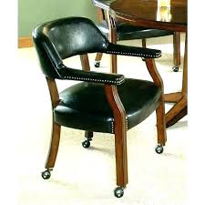 casters for dining room chairs awesome oak dining room chairs with casters dining room swivel chairs