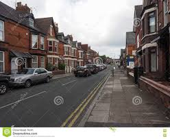 Penny Lane in Liverpool editorial photo. Image of lane - 79076051